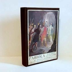 Fabiola o la chiesa delle catacombe - copertina rifatta