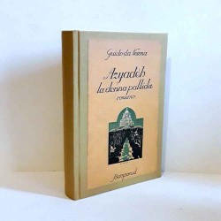 Azyadeh la donna pallida- copertina rifatta