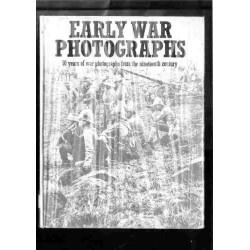 Early war photographs