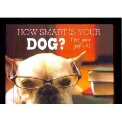 How smart is your dog ?