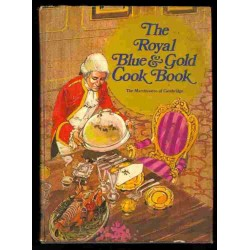 The Royal blue & Gold cook book