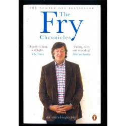 The Fry chronicles - autobiography