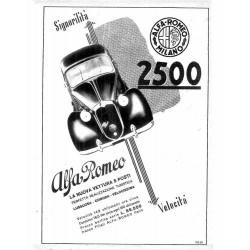 Alfa Romeo Milano 2500