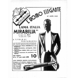 Lama Italia Mirabilia