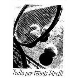 Pirelli palle da tennis