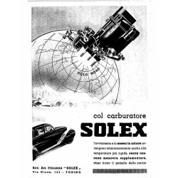 Solex carburatore