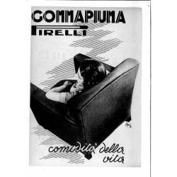 Gommapiuma Pirelli