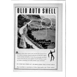 Olio auto Shell