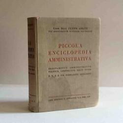 Piccola enciclopedia Amministrativa